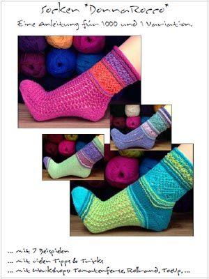 Mappe: Socken *DonnaRocco*